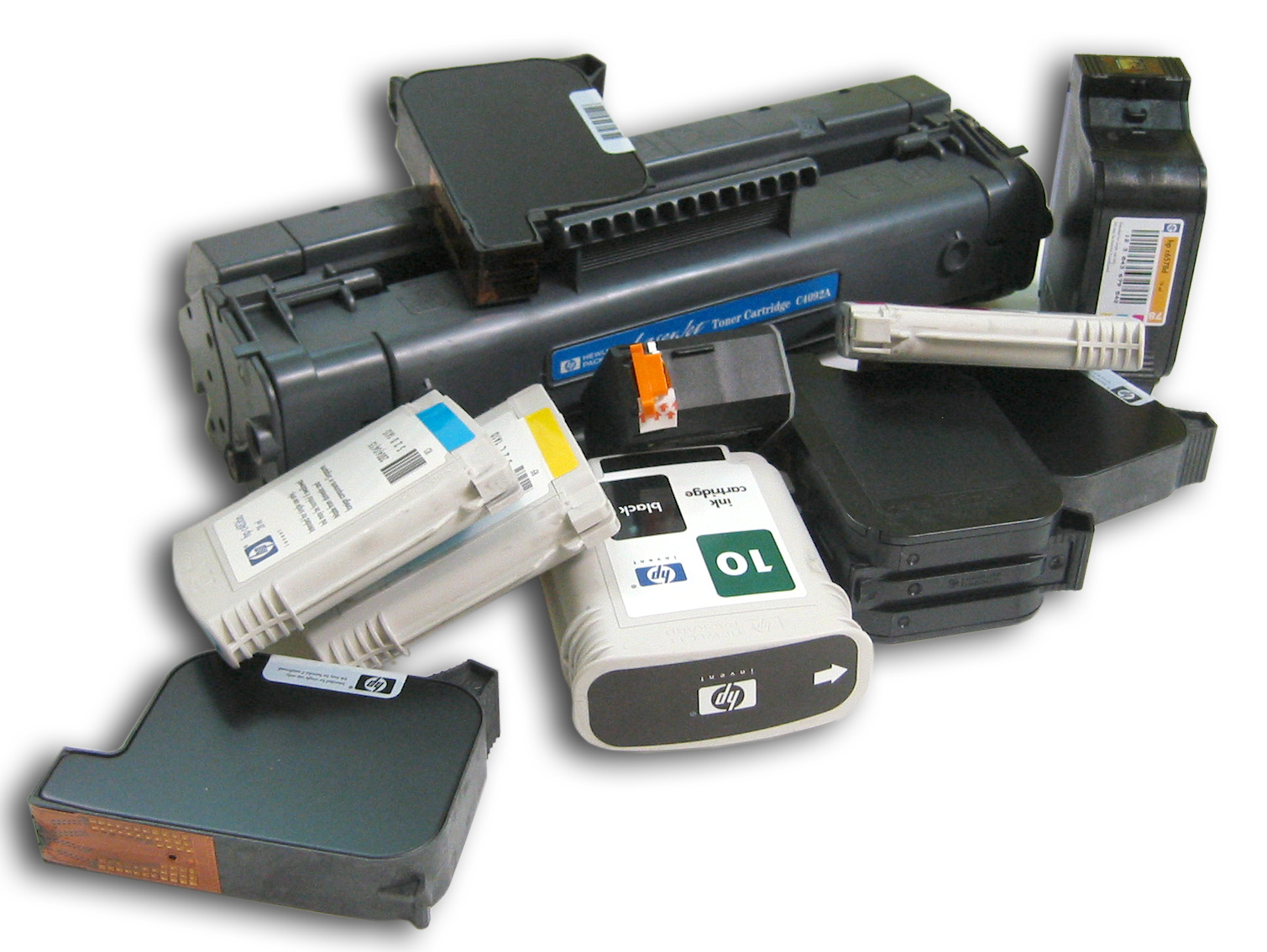 Kartuše za hp tiskalnike