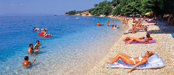 Najboljše plaže na Hrvaškem, lepa in odlična izkušnja