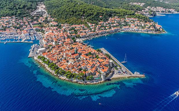 počitnice na hrvaškem