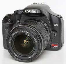 Canon eos, digitalna odličnost