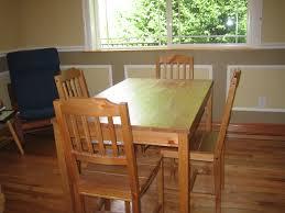 Masivne jedilne mize Pani