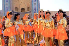Uzbekistan, bogastvo starih kultur