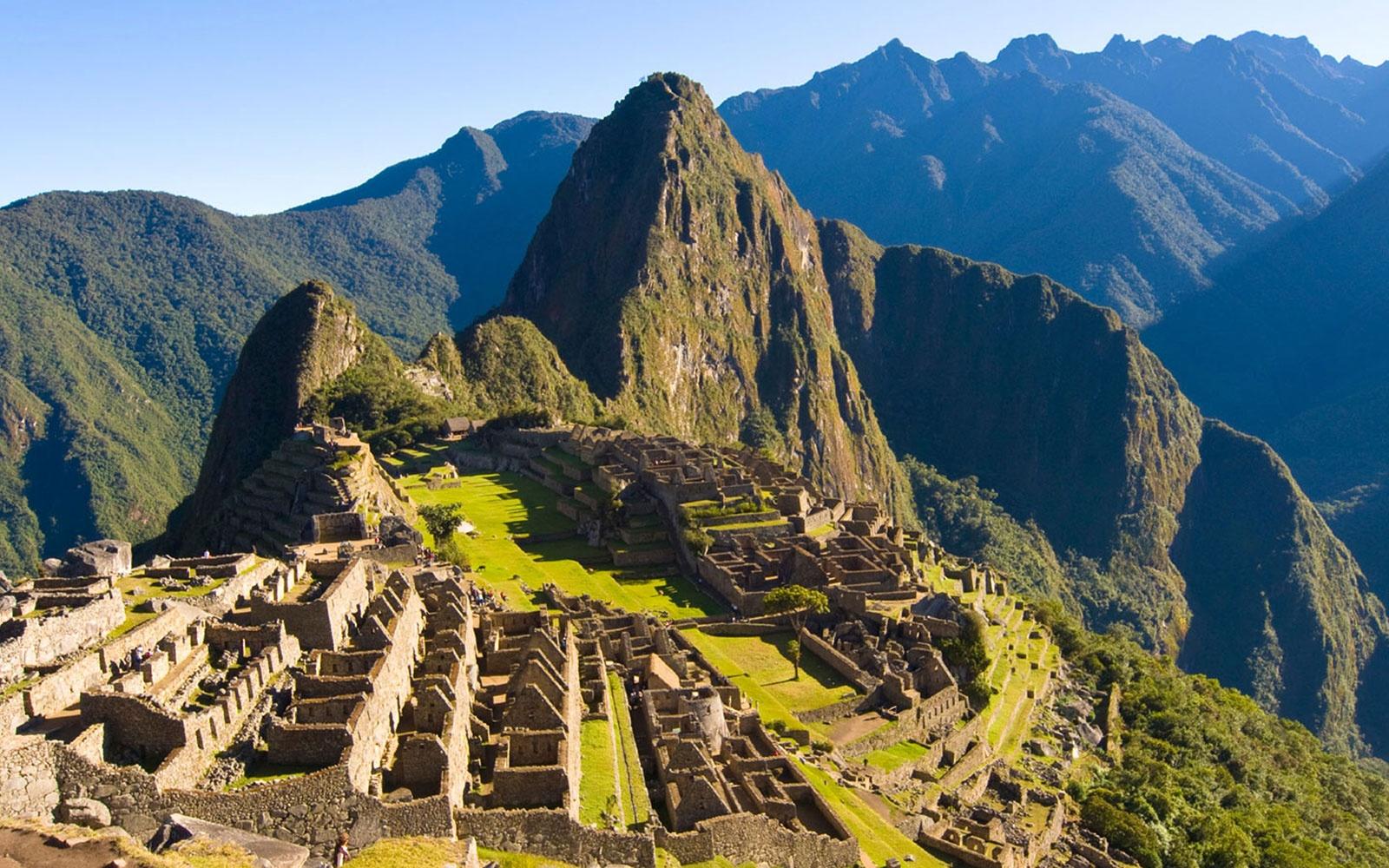 Machu Picchu, stara gora