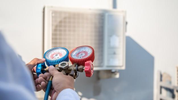 Zanesljiva oprema za ogrevanje in hlajenje prostorov