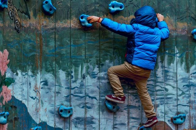 Plezanje za otroke